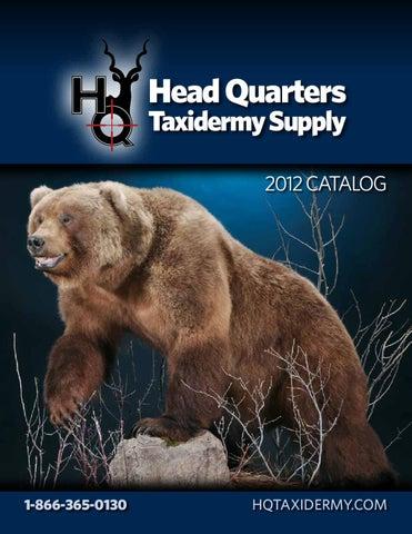 Head Quarters Taxidermy Supply