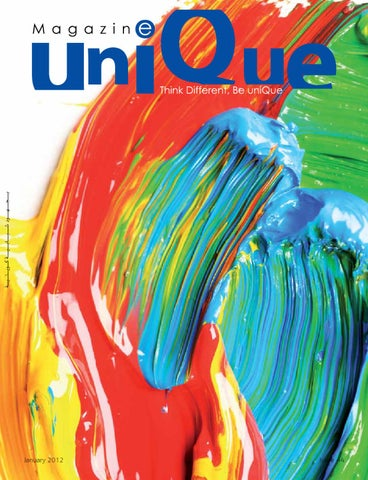 Issue 44 by uniQue Magazine - issuu