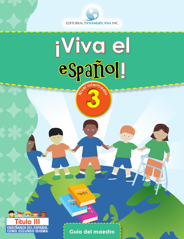 Guía Viva el español 3 grado by Dr. José Rivera-Jiménez - issuu