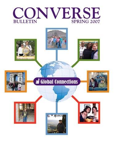 7d95df377bd9f6 Converse Magazine Spring 2007 by Converse College - issuu