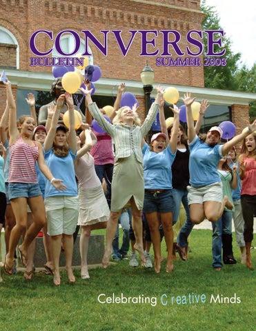 a35297d5ddf9 Converse Magazine Summer 2008 by Converse College - issuu