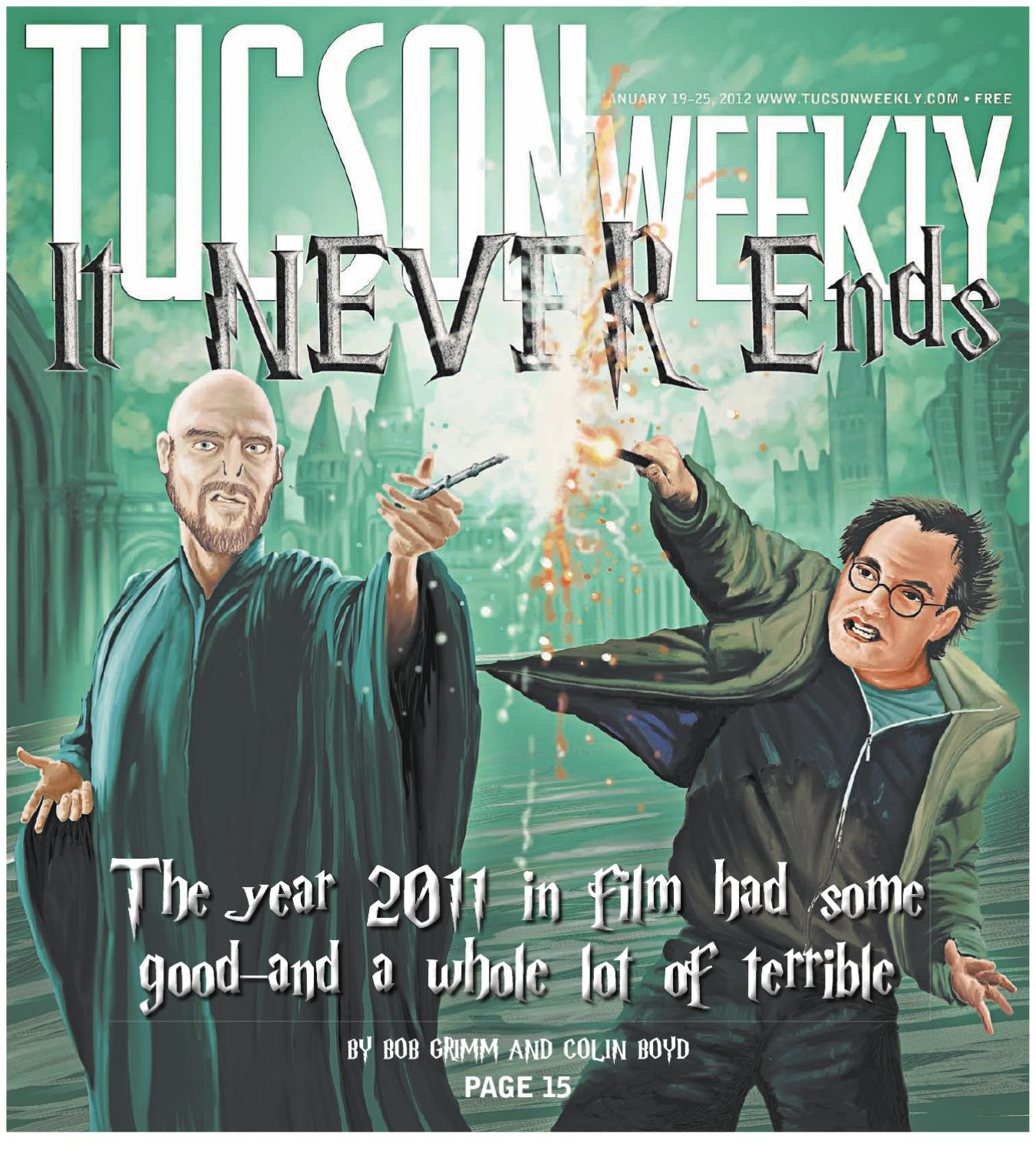 Tucson Weekly January 19, 2012