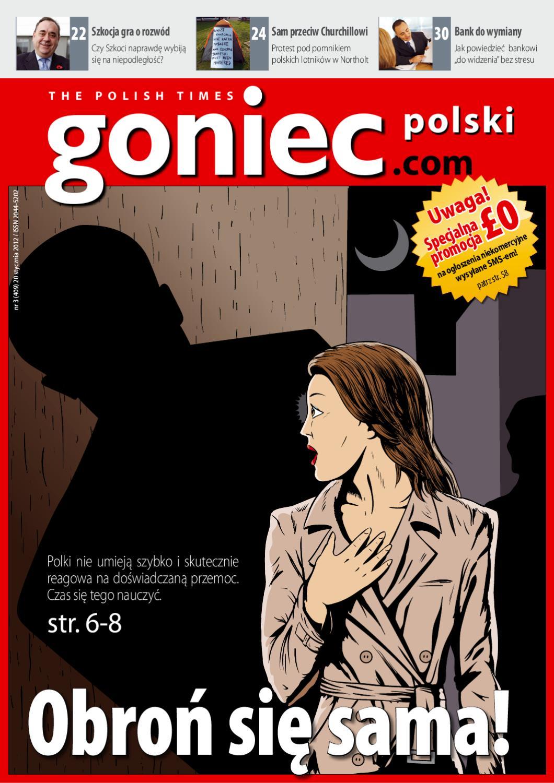 Goniec Polski 409 Obroń Się Sama By Goniec Polski Issuu