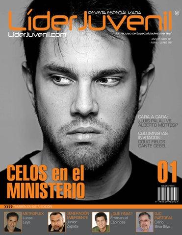 01 Lider Juvenil Celos En El Ministerio By Luis Quintero Issuu