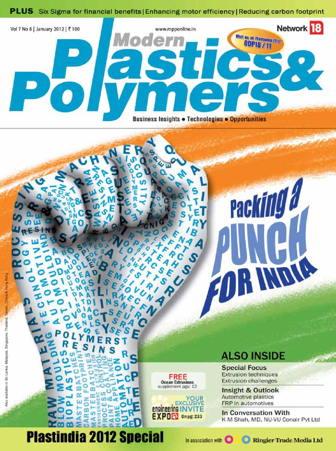 Modern Plastics Polymers January 2012 By Infomedia18 Issuu 707 X 584 Jpeg 37kb Model Railroad Electronic Circuit Lists