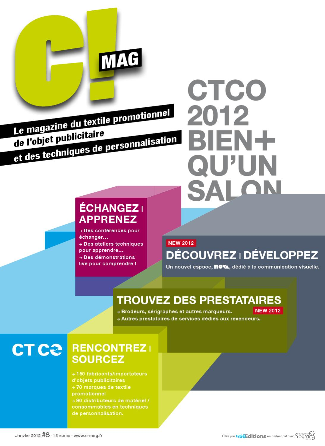 d573c20a227cd C!mag #8 - Spécial CTCO 2012 by 656 Editions - issuu
