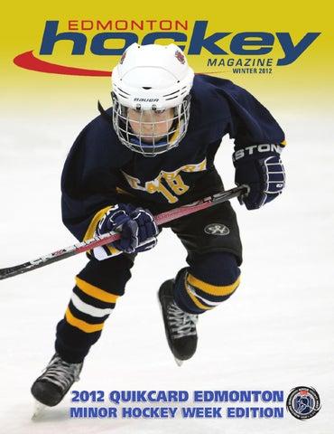 82e1aab3118 Hockey Edmonton Magazine Winter Edition by Suggitt Publishers - issuu