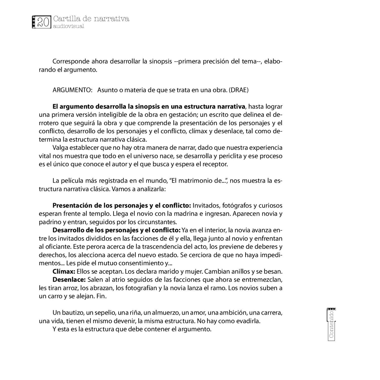 Cartilla De Narrativa Audiovisual By Red De Bibliotecas Issuu