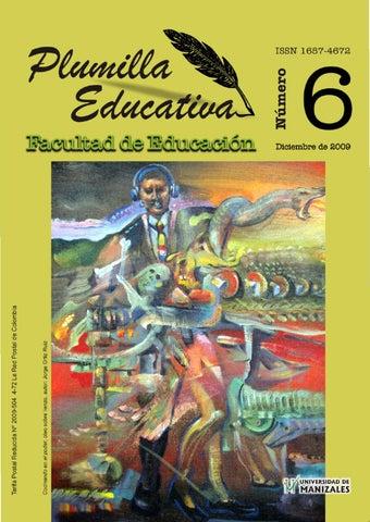 2d189f5127b7 Plumilla Educativa N° 6 by Universidad de Manizales - issuu