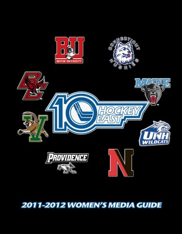 5dc1f71096d 2010 - 2011 CCHA Media Guide by Ted Newton - issuu