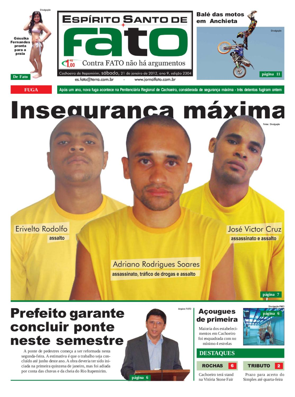 Edição 2.304 by Jornal Fato - issuu d64fe921a3