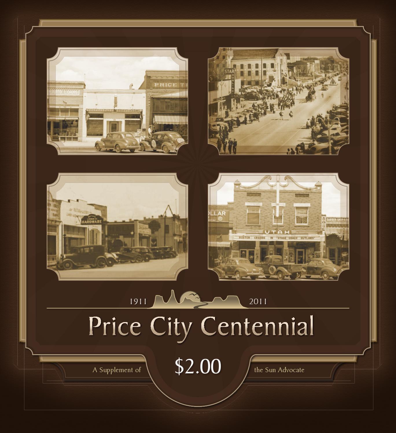 Sun Advocate - Price City Centennial by Jason Bailey - issuu