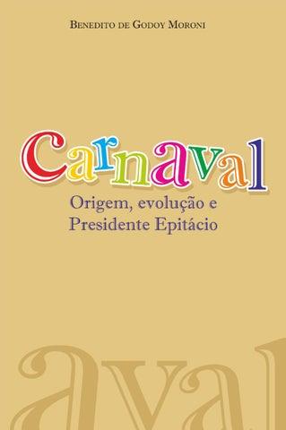 CARNAVAL Origem 20f68385336