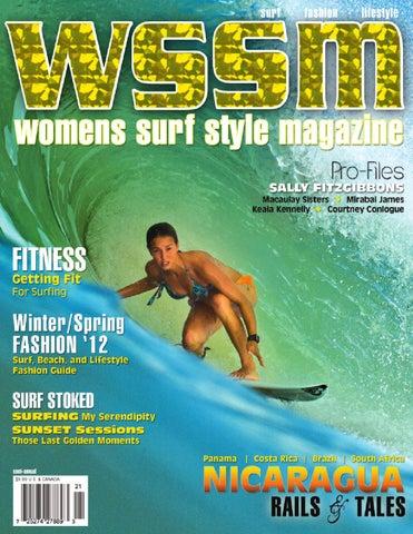 WSSM Winter Spring 2012 by WSSM Womens Surf Style Magazine - issuu d3f612050