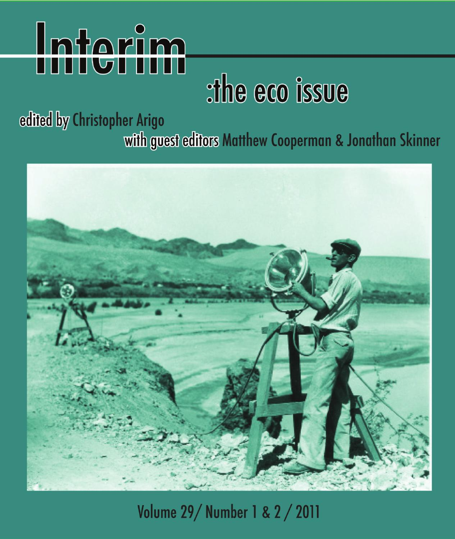 Interim Volume 29 By John Douglas Issuu The Creative Science Centre Dr Jonathan P Hare