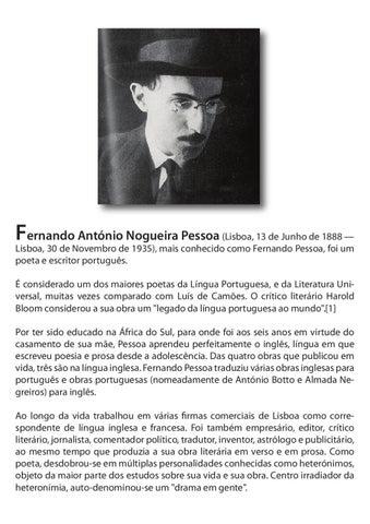 Coletânea Fernando Pessoa by Marcello Cunha - issuu a4949ee9dd1