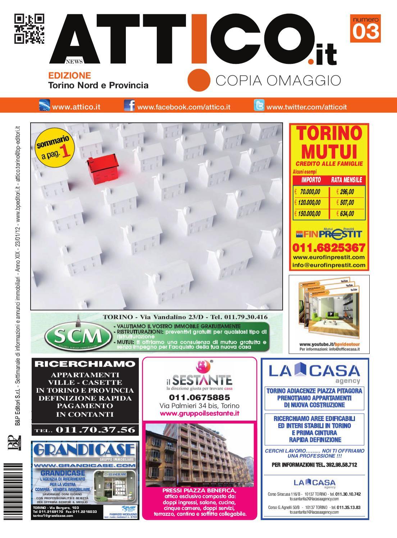Listino Prezzi Mobili Grange.Attico Torino Nord By B P Editori Issuu