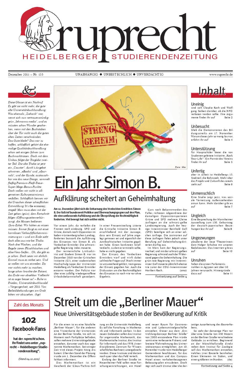 Ruprecht 135 By Albert Schultheiß Issuu