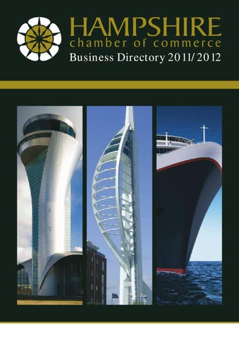 d329582331b4dc Hampshire Chamber of Commerce Directory 2011-2012 by Distinctive ...