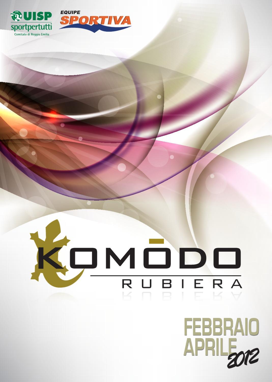 Komodo rubiera by equipe sportiva srl ssd issuu - Piscina azzurra scandiano ...
