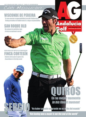 Revista Andalucia Golf nº 214 - 2012 by Golf en Red - issuu cd7402fa7d7c