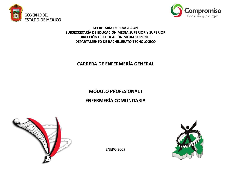 Técnico en Enfermería General Modulo I by Subdirección de ...
