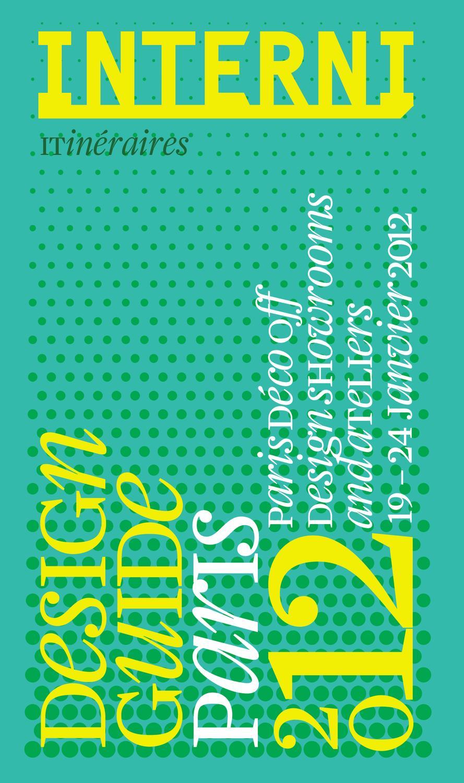 Design Guide Paris 2012 by Interni Magazine - issuu 9bef7cd89040