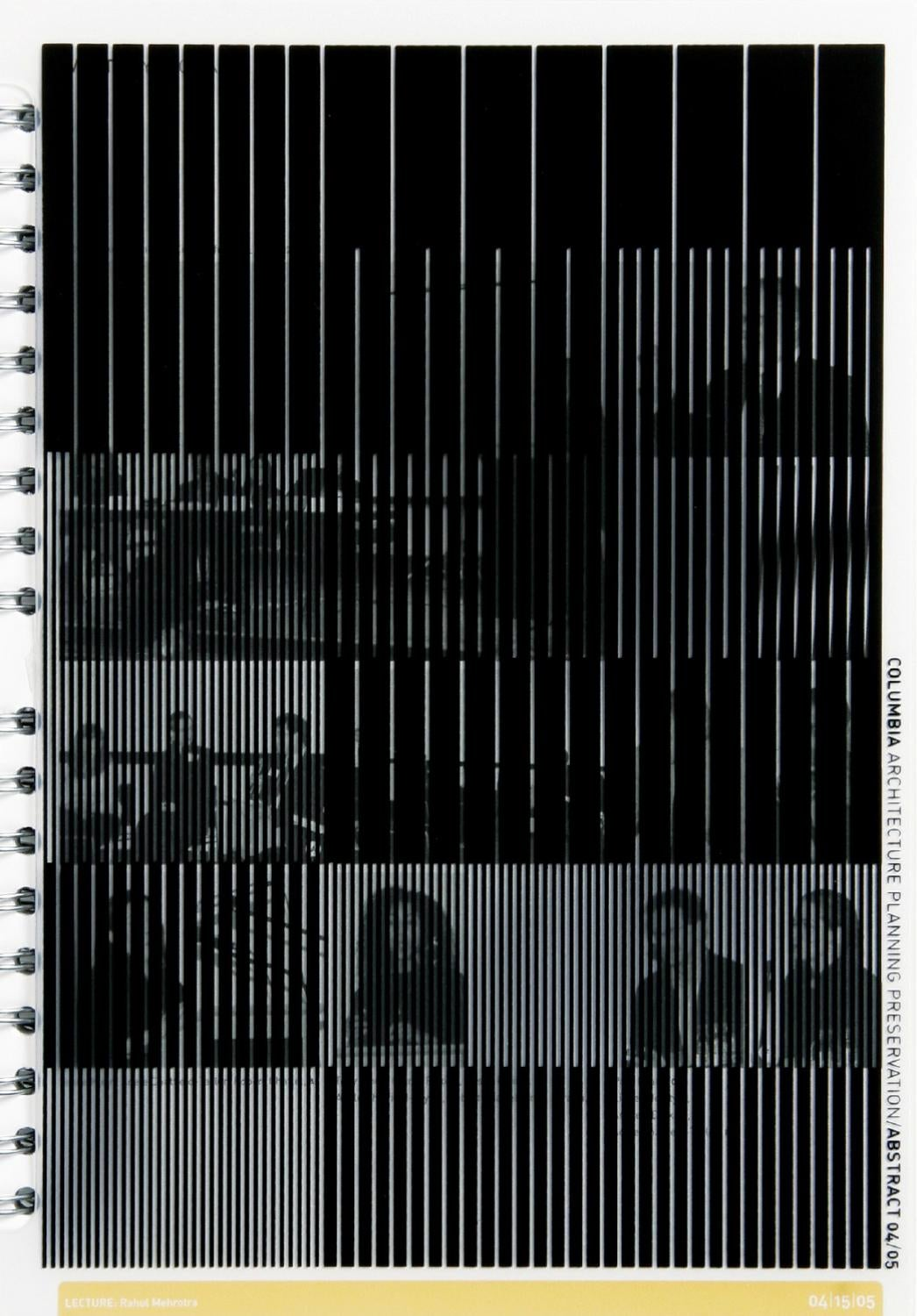 Abstract 2004-2005 by Columbia GSAPP - issuu