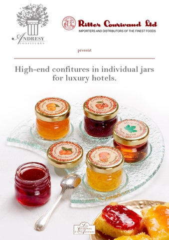 Andresy Flyer Confiture By Andrésy Confitures Issuu