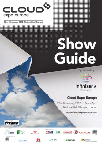 Sungard Exhibition Stand List : Cloud expo 2012 show guide by john ready issuu