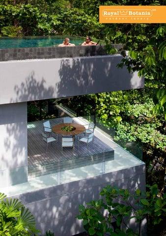 Kussens Elegance Royal Garden.Royal Botania Outdoor Luxury By Satelit Communications Issuu