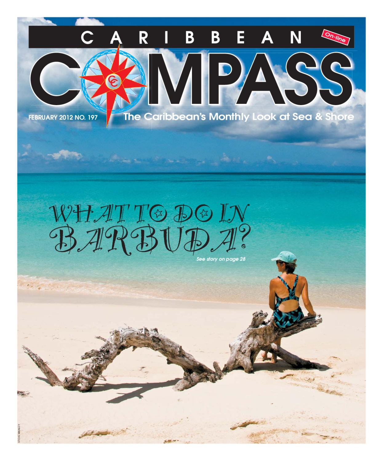 Caribbean Compass Yachting Magazine by Compass Publishing - issuu