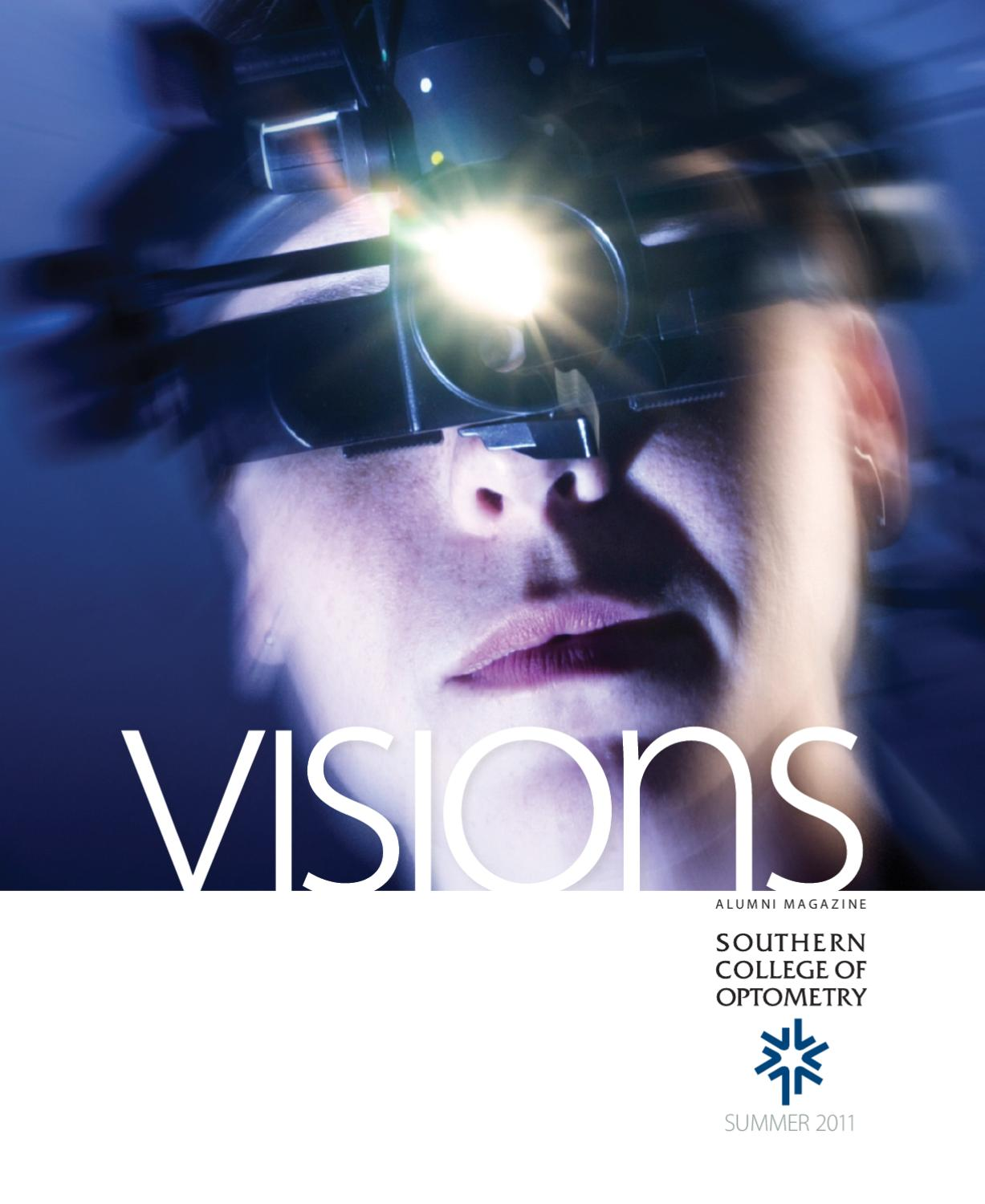 visions alumni magazine - summer 2011 - southern college of