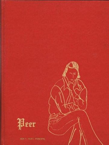 buy popular e2f00 c4125 1974 Peer - ALbemarle High School Yearbook by Stan Maupin -