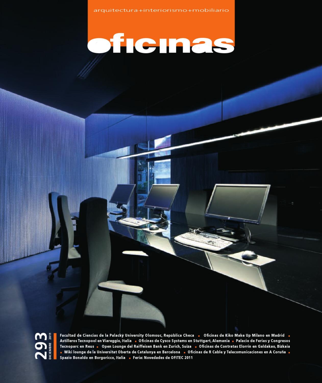 Oficinas 293 by versys ediciones técnicas s l issuu