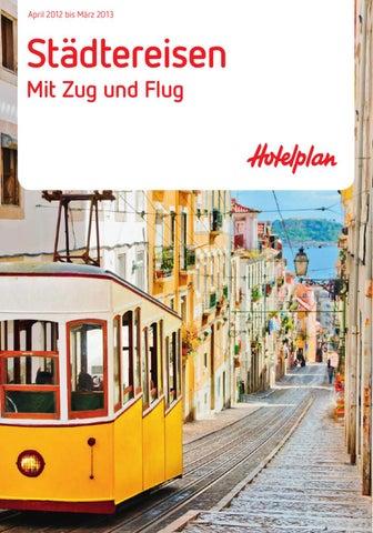 Hotelpln Stadtereisen Mit Zug Und Flug April 2012 Bis Marz 2013 By