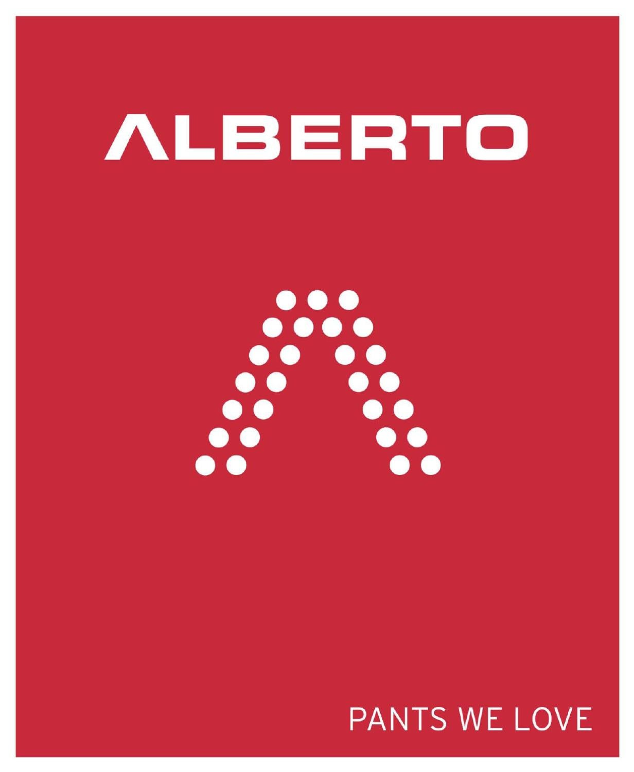 Alberto Tommy 1393 Comfort Fit T400 Stretch Jeans