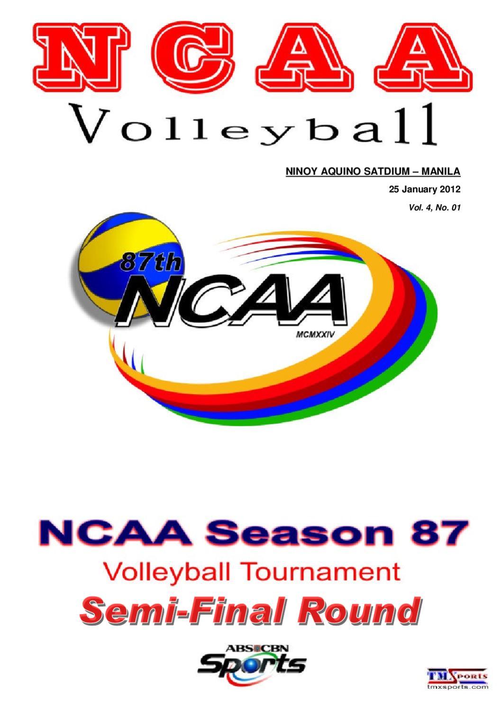 NCAA Season 87