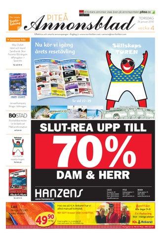 buy popular 7e700 497df Norrbottens Annonsblad - Pitea 2012 v.04 by Svenska Civildatalogerna ...