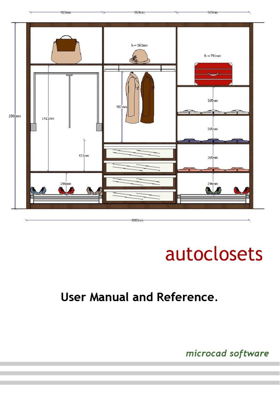 autoclosets 7.0