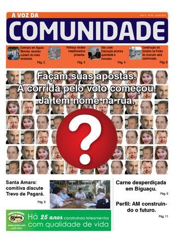 a voz da comunidade  003 by Jornal a Voz da Comunidade - issuu 783bd448638d5