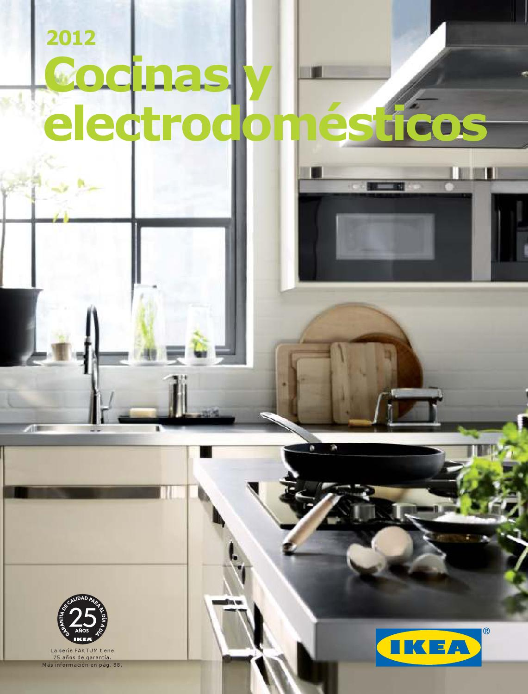 Oferta de la semana ikea by juan carlos moran issuu for Ikea cocinas catalogo 2012
