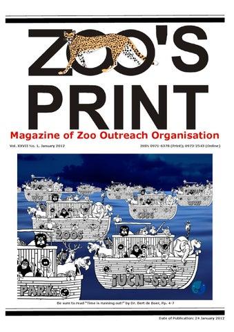 Zoo's Print May 2011 by ZOO-WILD - issuu