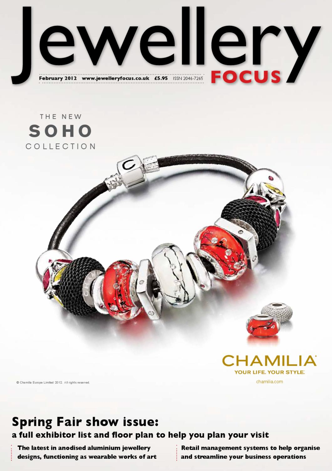 220e496a3 Jewellery Focus February 2012 by Mulberry Publications Ltd - issuu