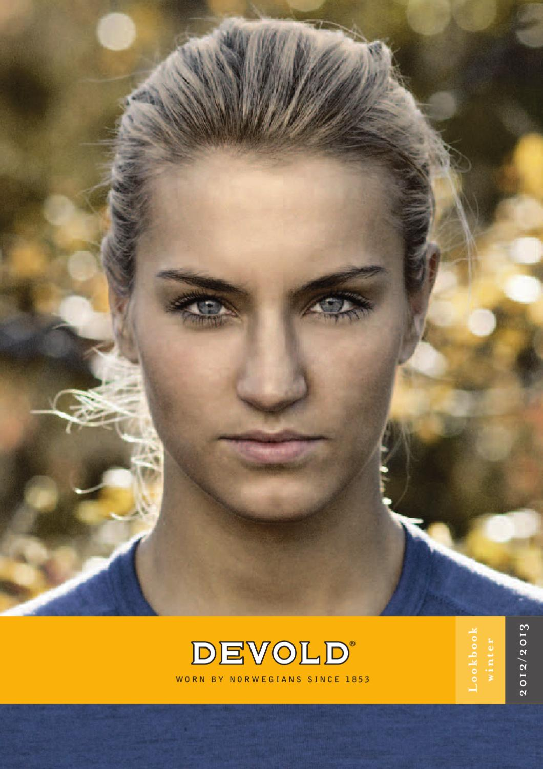 2e5a0859 DEVOLD : Catalogue 2012-2013 by ESM-SPORT - issuu
