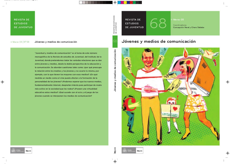 a75a2ef44 Revista de Estudios de Juventud. Nº 68. Jóvenes y medios de comunicación by  Instituto de la Juventud de España - issuu
