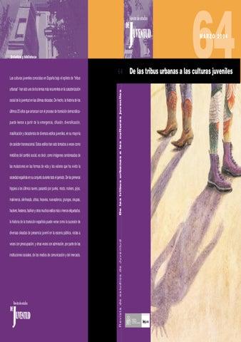 Revista de Estudios de Juventud Nº 64. De las tribus urbanas a las ... 062323a9bcf