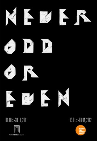 Never odd or even ebook by grimmuseum issuu page 1 fandeluxe Choice Image