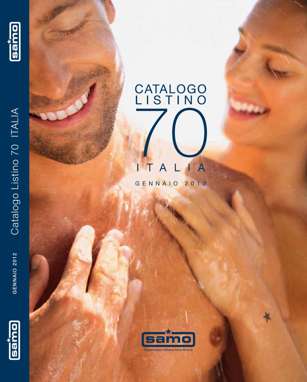 Catalogo Box Doccia Samo.Catalogo Samo Italiano 70 By Evolution Tree Issuu
