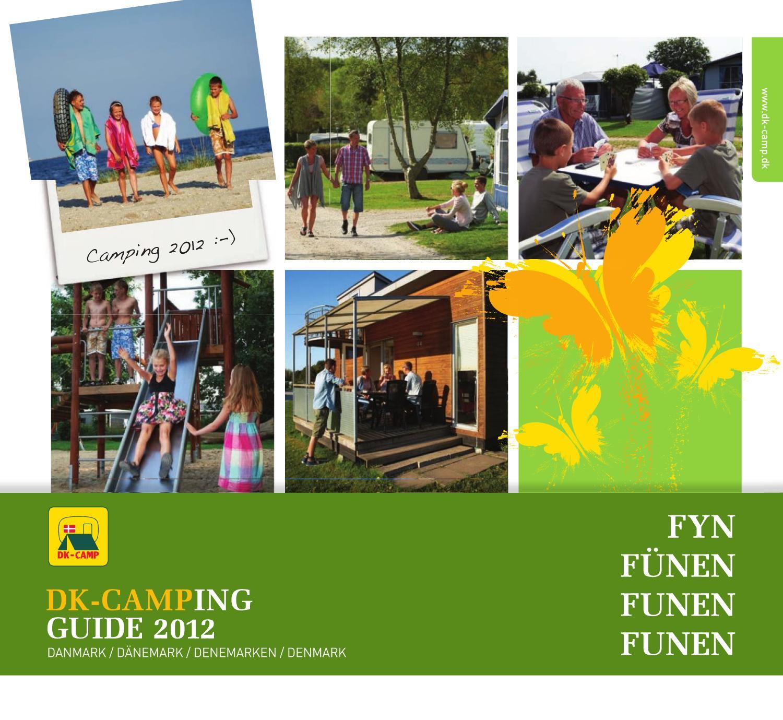 Campingpladser Pa Fyn By Dk Camp Issuu
